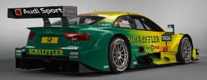 Audi RS 5 DTM 2014, Mike Rockenfeller