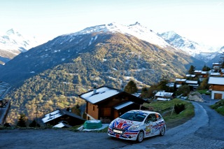 Ingram again showed pace in Valais, despite difficult conditions