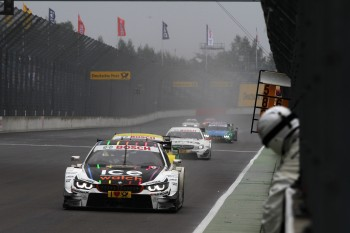 Wittmann sealed the title two rounds early with sixth at the Lausitzring