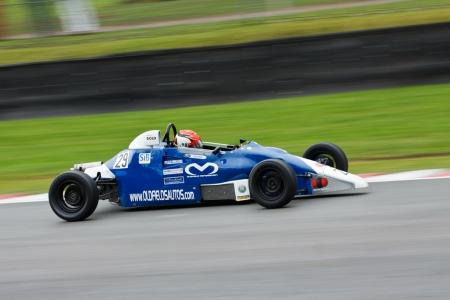 Formula Ford Festival Kent Van Diemen RF 92 (Stuart Gough)