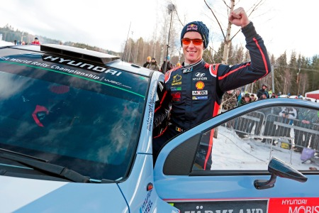 Neuville took narrow second to Ogier on Rally Sweden before Mexico disappointment
