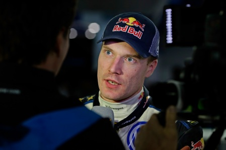 Latvala has struggled with incidents on all three rallies so far in 2015
