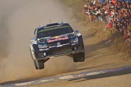 Ogier's Mexico win was deemed unlikely - by Ogier and Capito!
